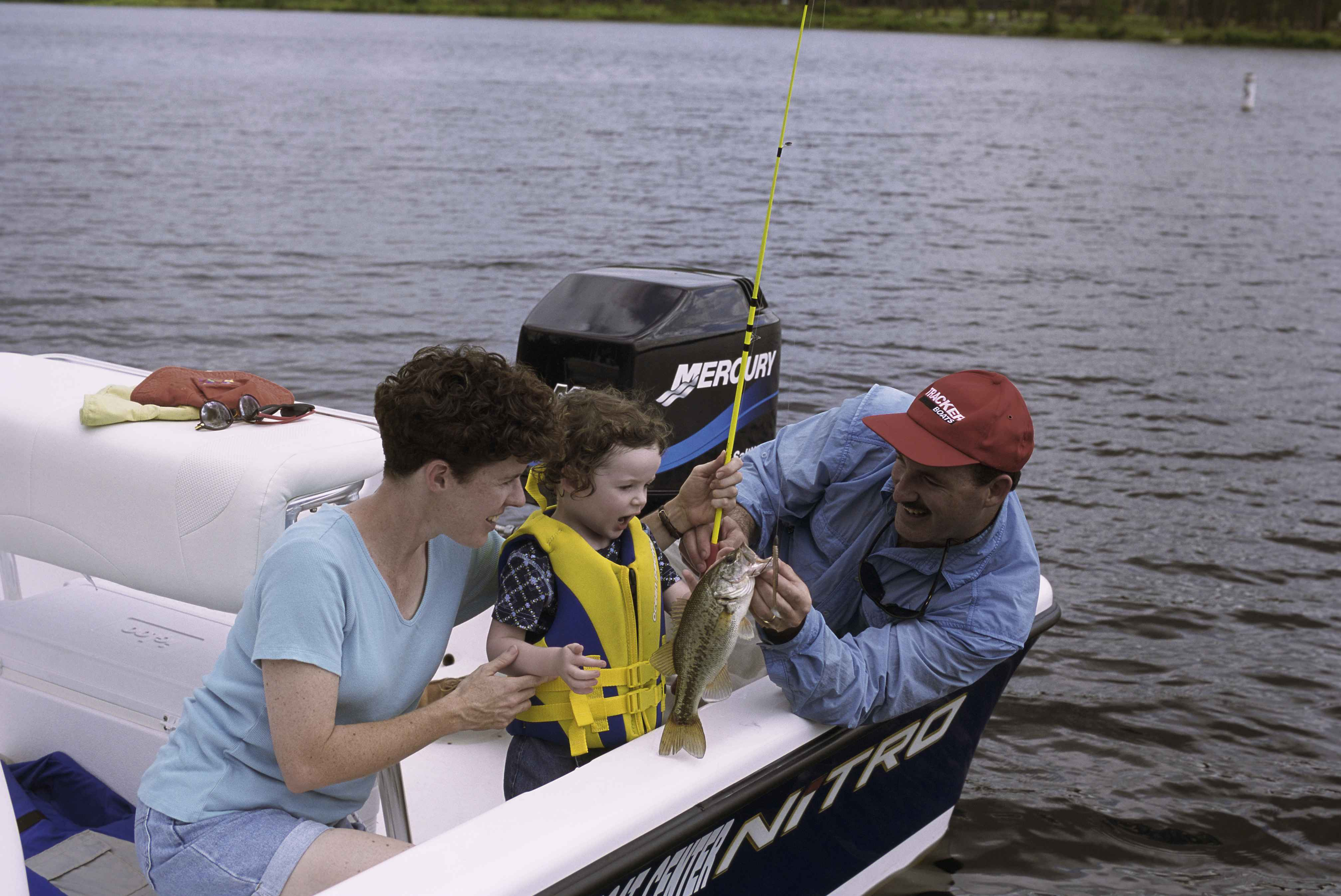 Celebrate national fishing and boating week gtm research for Family fishing boats