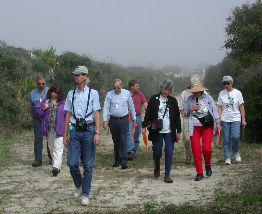 river to sea preserve trail walk
